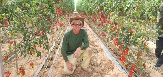 Chàng kiến trúc sư trẻ kể chuyện làm nông ở Israel - 1