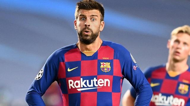 """5 ngôi sao Barcelona có nguy cơ cao bị """"trảm"""" thời HLV Koeman - 2"""