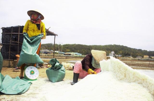 Quảng Ngãi:  Mặn chát nghề muối ở Sa Huỳnh - 3