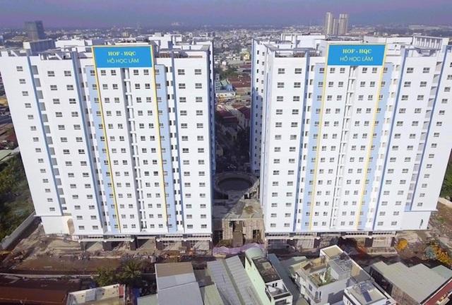 Khổ trăm bề khi mua nhà ở xã hội - 1
