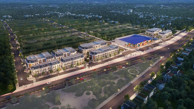 Vingroup ra mắt Vincom Shophouse Uông Bí - Quảng Ninh - 2