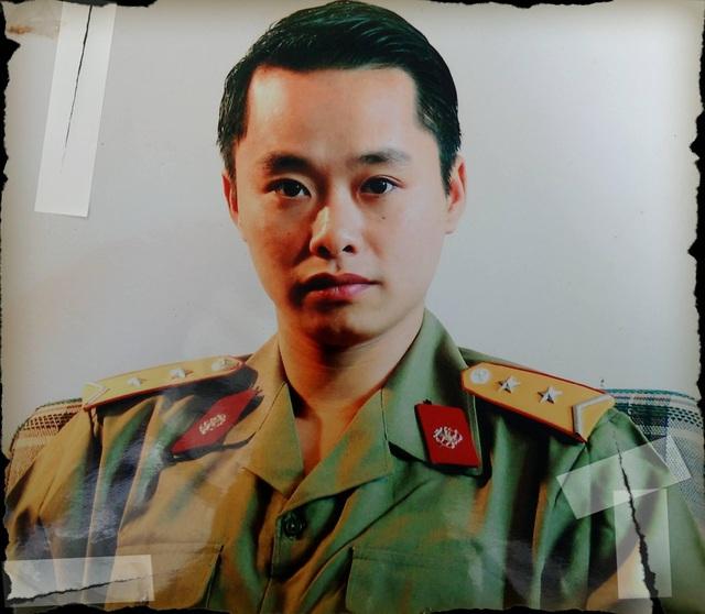 """Xúc động với MV hoạt hình """"Tình yêu lính công an"""" của nhạc sĩ An Hiếu - 2"""
