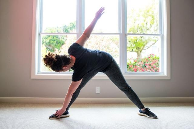 Năng tập thể dục kìm hãm ung thư phát triển  - 1