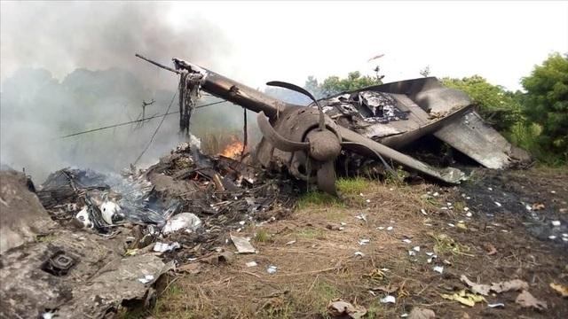 Rơi máy bay ở Nam Sudan, ít nhất 17 người thiệt mạng - 1