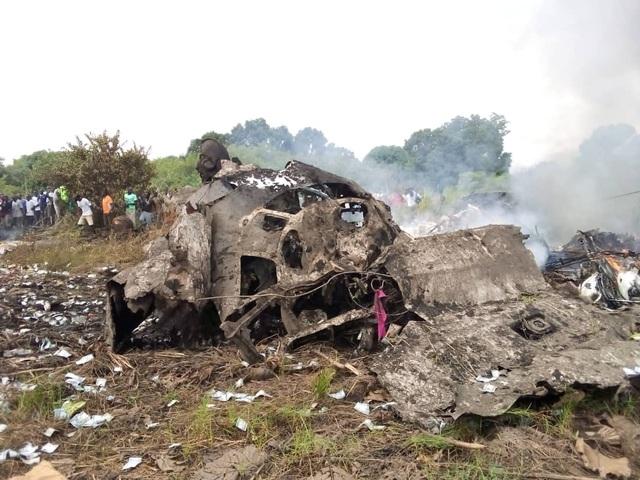 Rơi máy bay ở Nam Sudan, ít nhất 17 người thiệt mạng - 2