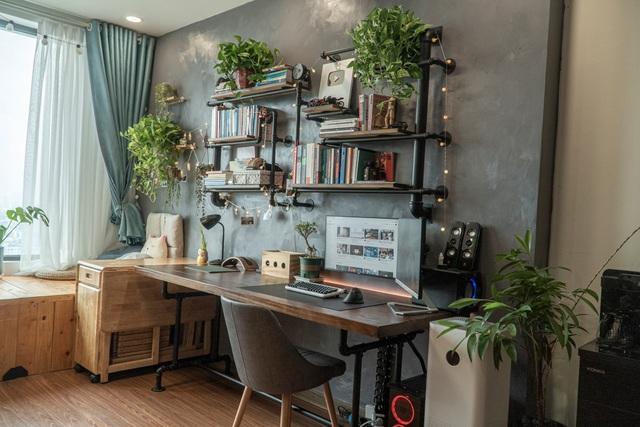 """""""Nhẵn túi"""" sau mua nhà, vợ chồng trẻ tự làm nội thất đẹp như thuê thiết kế - 3"""