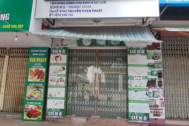 Mặt bằng kinh doanh đất vàng ở Nha Trang ế ẩm vì dịch Covid-19 - 6