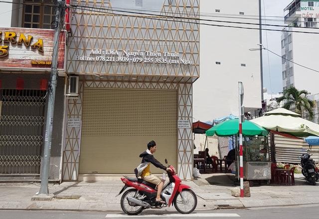 Mặt bằng kinh doanh đất vàng ở Nha Trang ế ẩm vì dịch Covid-19 - 4