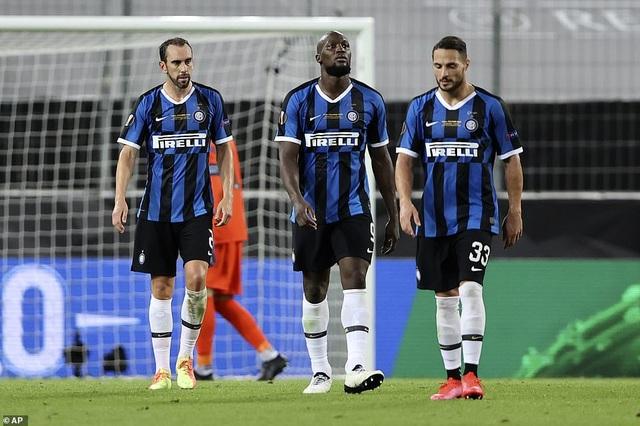 Những khoảnh khắc nghẹt thở trong chiến thắng của Sevilla trước Inter Milan - 20