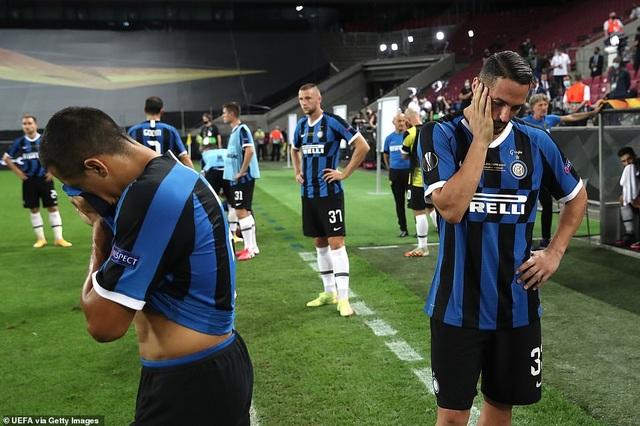 Những khoảnh khắc nghẹt thở trong chiến thắng của Sevilla trước Inter Milan - 21
