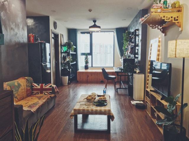 """""""Nhẵn túi"""" sau mua nhà, vợ chồng trẻ tự làm nội thất đẹp như thuê thiết kế - 2"""