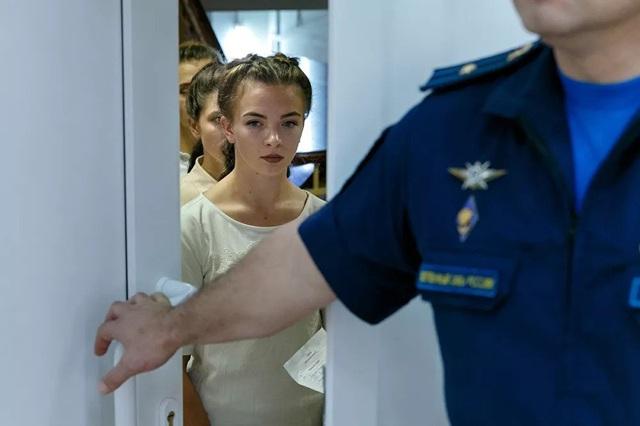 Vẻ đẹp của những nữ phi công quân sự tương lai Nga - 11