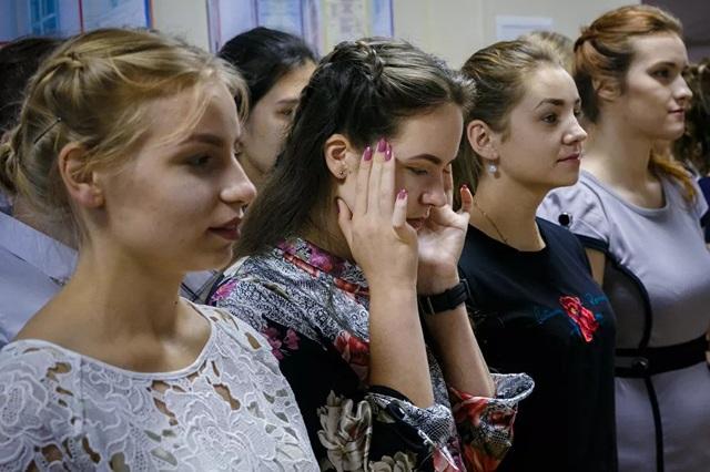 Vẻ đẹp của những nữ phi công quân sự tương lai Nga - 7
