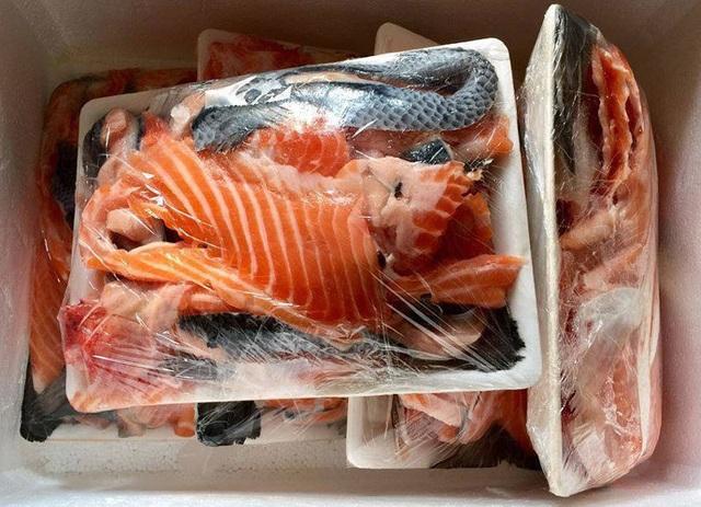 Chỉ 10.000 đồng/kg, chế đủ món với hải sản nhà giàu - 2