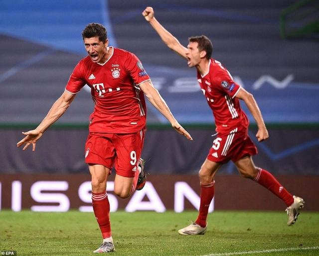 Chung kết Champions League: Trận chiến của những mặt đối lập - 2