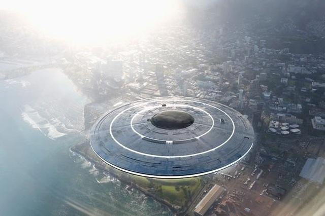 Phi thuyền của người ngoài hành tinh xuất hiện trên núi Phú Sĩ? - 3