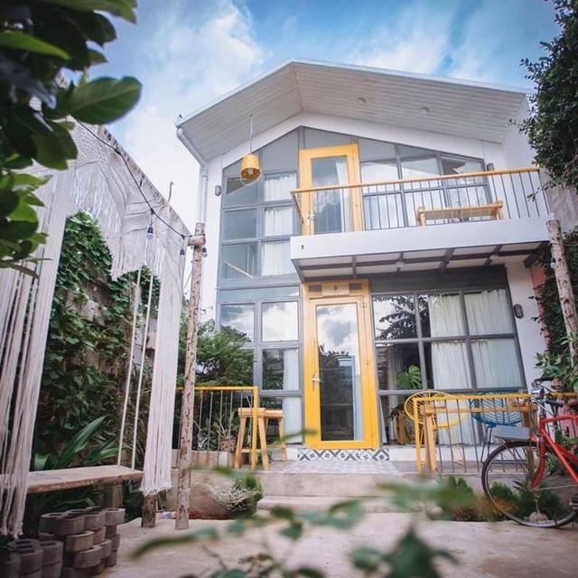 Căn nhà 350 triệu đồng từ lưới đánh cá vẫn đẹp không ngờ ở Phan Thiết - 1
