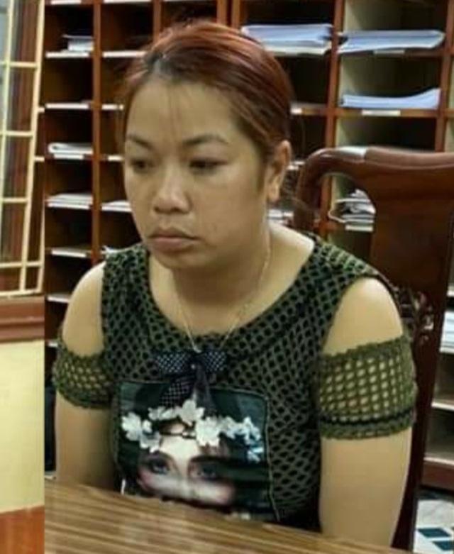 Tạm giữ hình sự mẹ mìn bắt cóc cháu bé 2 tuổi ở Bắc Ninh - 1