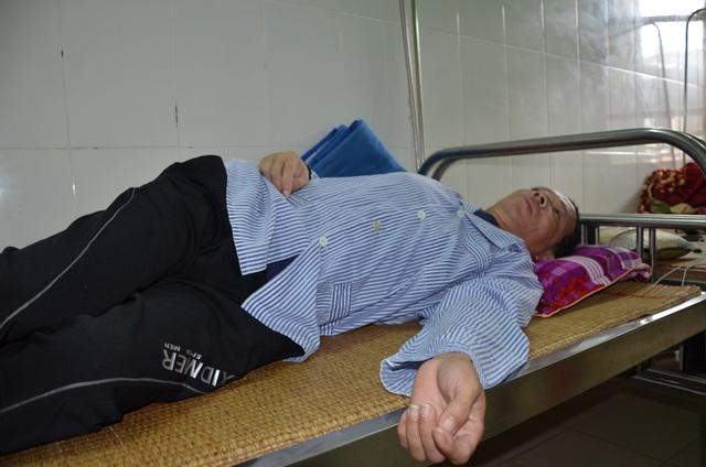 Thương cảnh người cha 2 con, chấn thương sọ não không tiền chữa trị - 2