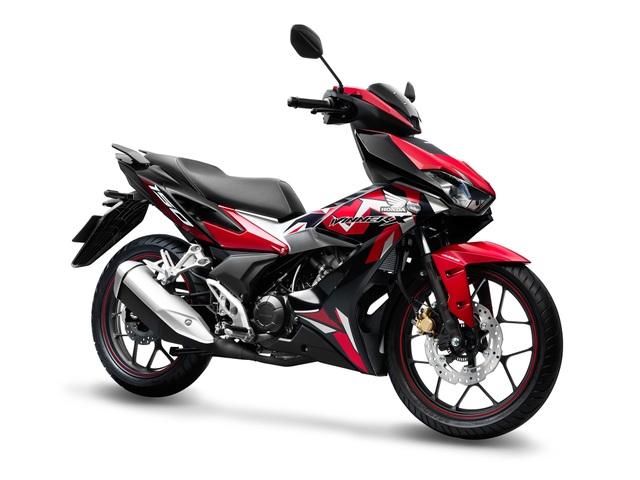Honda làm mới Winner X, trẻ hóa để cạnh tranh Yamaha Exciter - 1