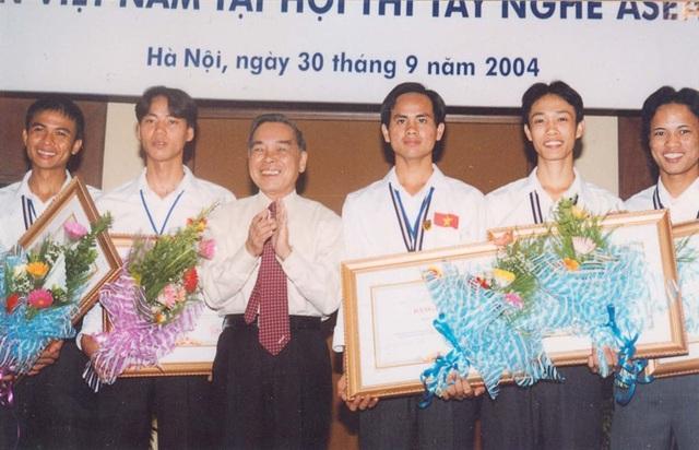 Đại sứ kỹ năng nghề VN và những chia sẻ hữu ích về chọn trường, chọn nghề - 3