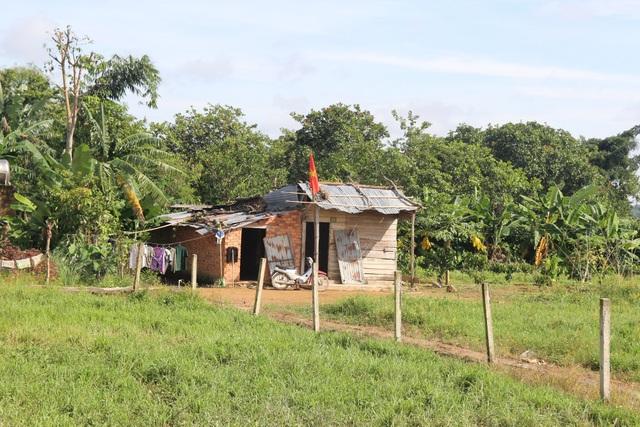 Thương gia đình 3 đứa con bỏ học vì quá nghèo, ngủ trong nhà chỉ sợ nhà sập - 1