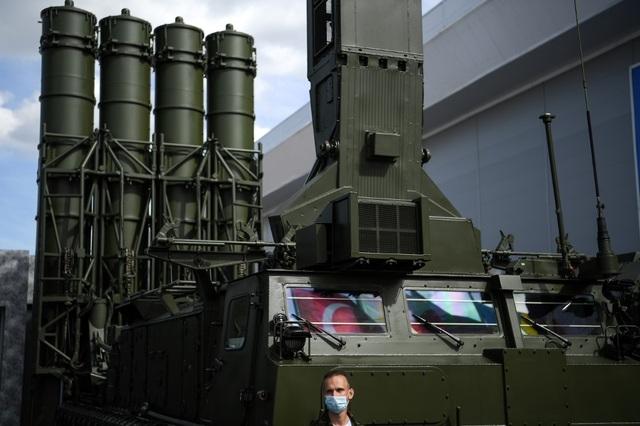 Chùm ảnh lễ khai mạc Diễn đàn và Hội thao quân sự quốc tế tại Nga - 10