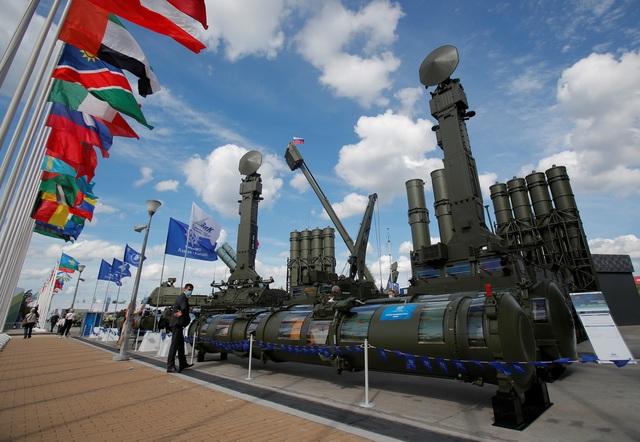 Chùm ảnh lễ khai mạc Diễn đàn và Hội thao quân sự quốc tế tại Nga - 4