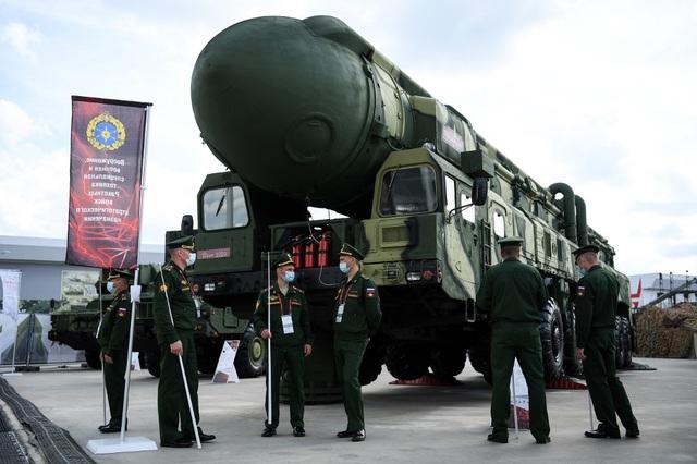 Chùm ảnh lễ khai mạc Diễn đàn và Hội thao quân sự quốc tế tại Nga - 7