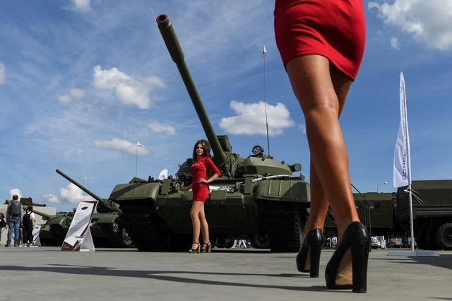 Chùm ảnh lễ khai mạc Diễn đàn và Hội thao quân sự quốc tế tại Nga - 15