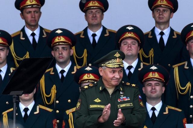 Chùm ảnh lễ khai mạc Diễn đàn và Hội thao quân sự quốc tế tại Nga - 3