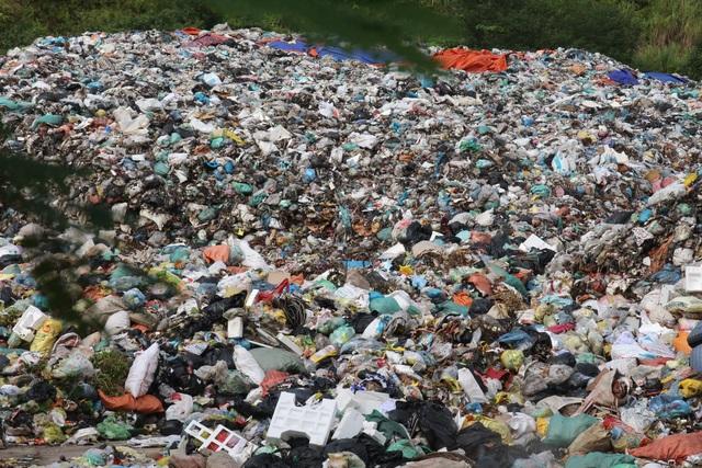Lò đốt rác tiền tỷ hoạt động được một tháng thì… đắp chiếu - 2