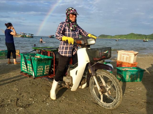 Hà Tĩnh: Ngư dân trúng mùa ruốc biển - 8