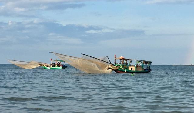 Hà Tĩnh: Ngư dân trúng mùa ruốc biển - 2