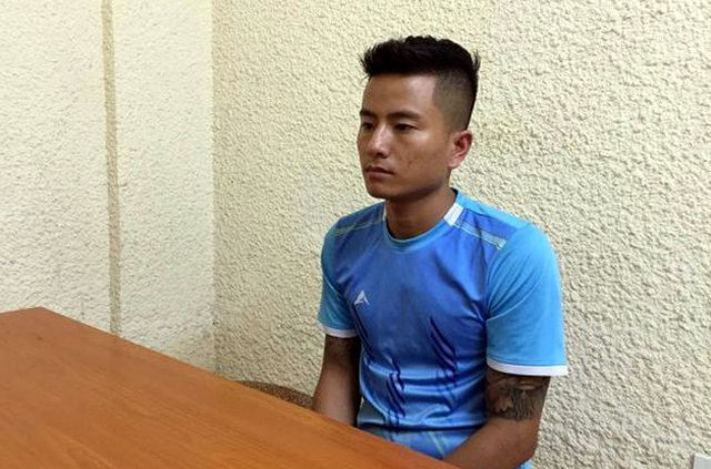 Bắt nghi phạm trộm 350 cây vàng ở Hà Nội - 1