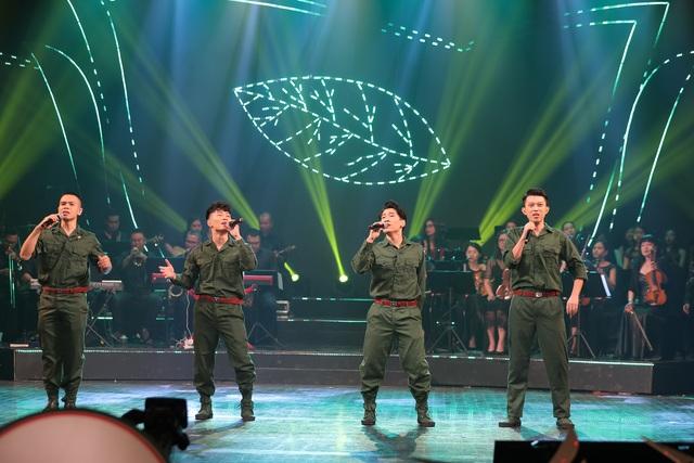 Lắng đọng với hoà nhạc đặc biệt mừng Quốc khánh không khán giả trực tiếp - 2