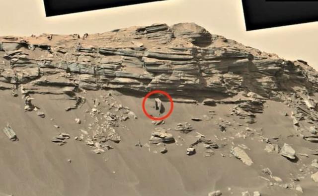"""Phát hiện cấu trúc """"cổng vòm"""" của người ngoài hành tinh trên Sao Hoả - 1"""