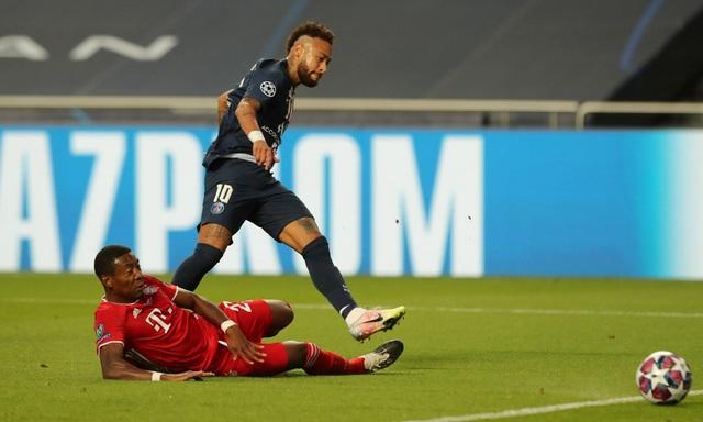 Neymar khóc khi chứng kiến PSG gục ngã trước Bayern Munich - 3
