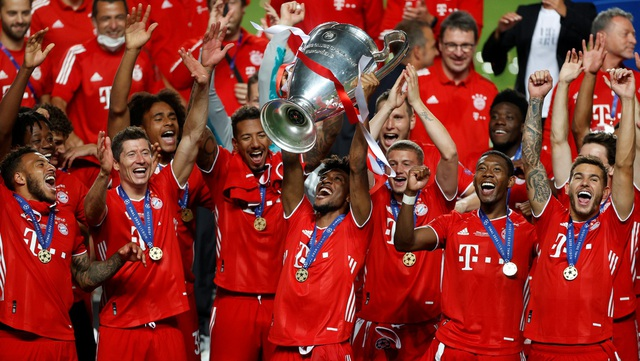 Bayern Munich lập kỷ lục trong ngày đăng quang ở Champions League - 10