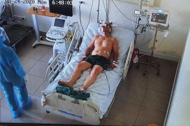 Ca Covid-19 tại Bắc Giang tổn thương phổi rất nặng, phải thở máy xâm nhập - 2