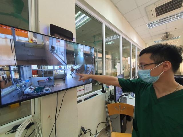 Ca Covid-19 tại Bắc Giang tổn thương phổi rất nặng, phải thở máy xâm nhập - 3