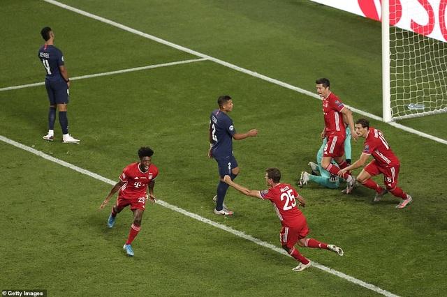 Bayern Munich lập kỷ lục trong ngày đăng quang ở Champions League - 3