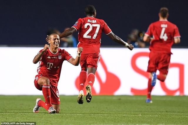 Bayern Munich lập kỷ lục trong ngày đăng quang ở Champions League - 4