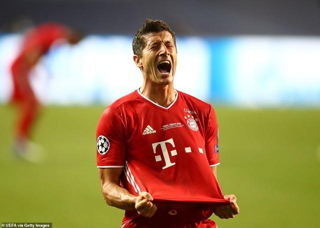 Bayern Munich lập kỷ lục trong ngày đăng quang ở Champions League - 5