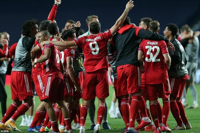 Bayern Munich lập kỷ lục trong ngày đăng quang ở Champions League - 13