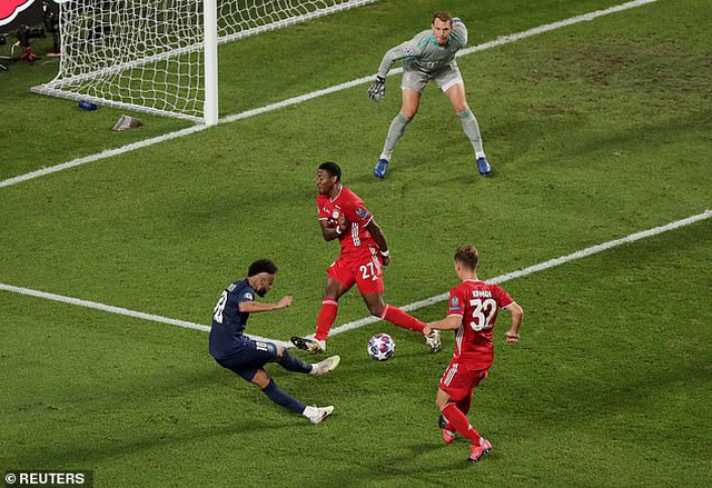 Neymar khóc khi chứng kiến PSG gục ngã trước Bayern Munich - 8