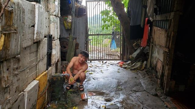 """Người lao động nghèo lao đao giữa """"cơn bão"""" dịch Covid-19 - 7"""