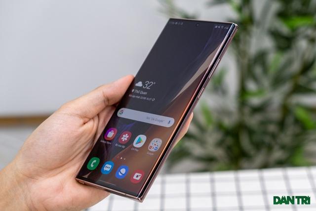 Galaxy Note 20 Ultra có gì để cạnh tranh iPhone và các đối thủ? - 4