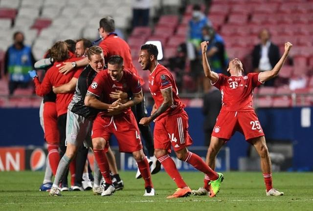 Bayern Munich là nhà vô địch hoàn hảo? - 1