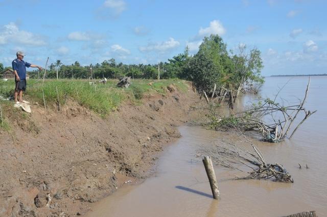 Vụ sạt lở bờ sông Hậu: Tàu cao tốc Cần Thơ - Côn Đảo tạm ngừng hoạt động - 2